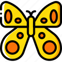 bug, butterfly, easter, spring