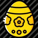 easter, egg, spring