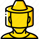 bee, easter, keeper, spring icon