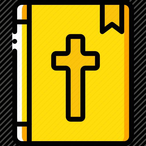 bible, church, easter, spring icon