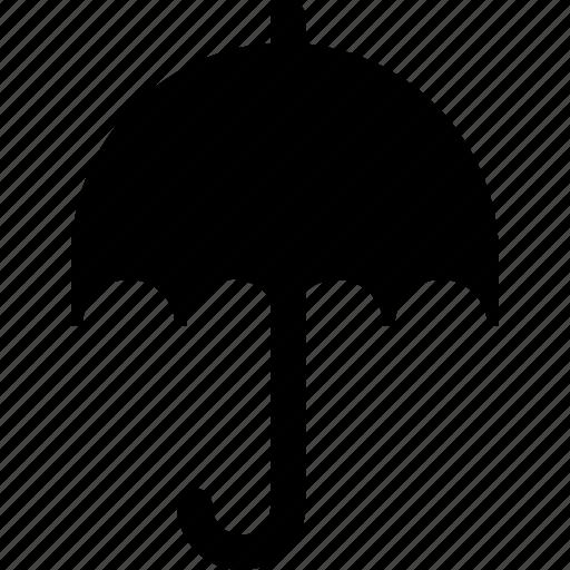 accesories, protection, rain, umbrella icon