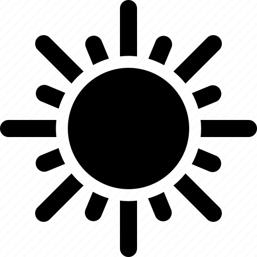 Heat, hot, sun, weather icon - Download on Iconfinder