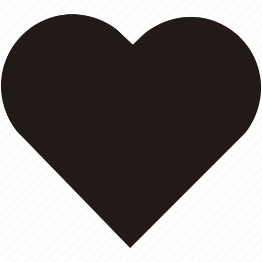favourites, heart, like, love, romantic, valentine icon