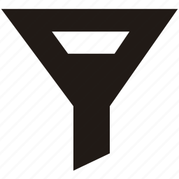filter, tools icon