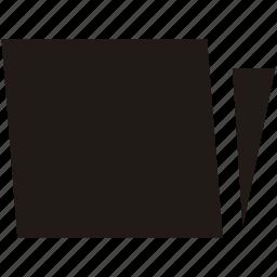 archive, folder, portfolio, store icon