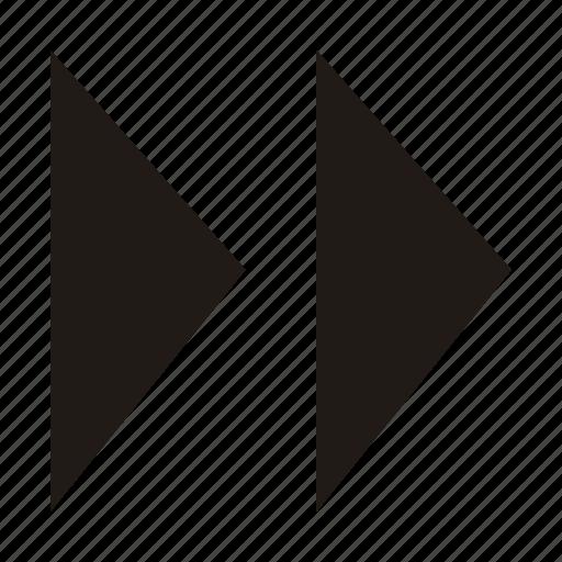 arrow, forward, navigation, next, right icon