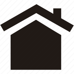 estate, home, house, index, start icon