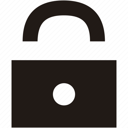 access, lock, password, privacy, protection, safety, secure icon