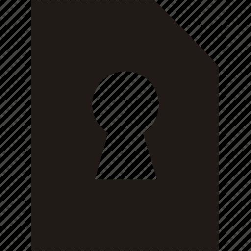 lockfile icon