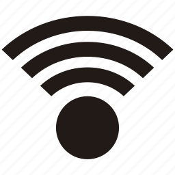 connection, signal, wave, wifi icon