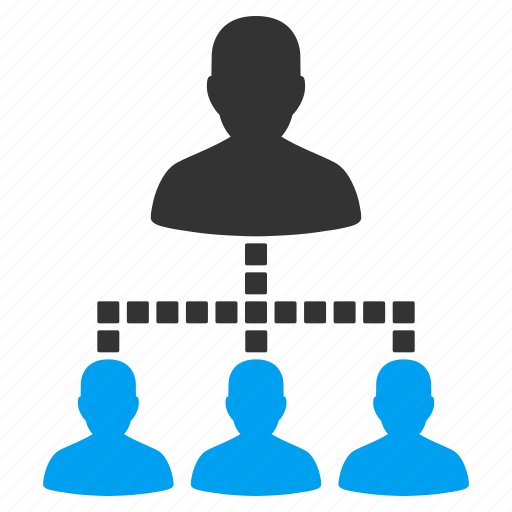 boss, hierarchy, man, management, people group, person, users icon