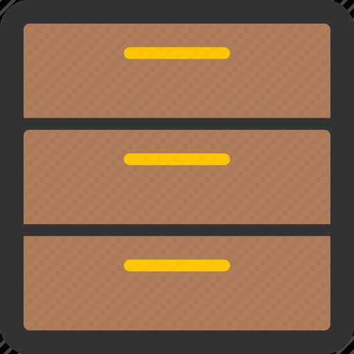 dresser, dressing icon