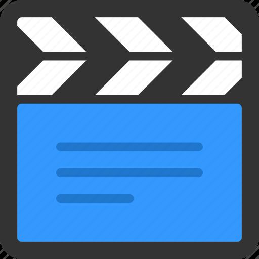 cinema, film, media, movie, multimedia, player, video icon