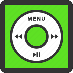 audio, ipod, media, multimedia, music, player, sound icon