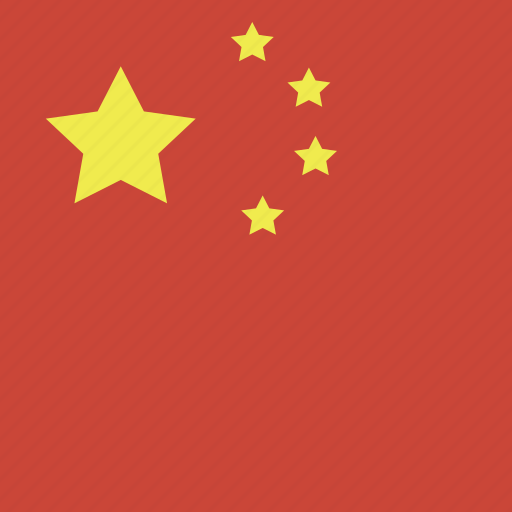 Flag, square, china icon - Download on Iconfinder