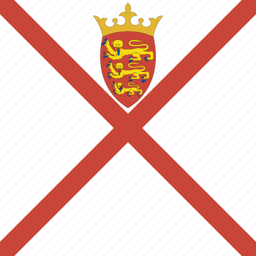 flag, jersey, square icon