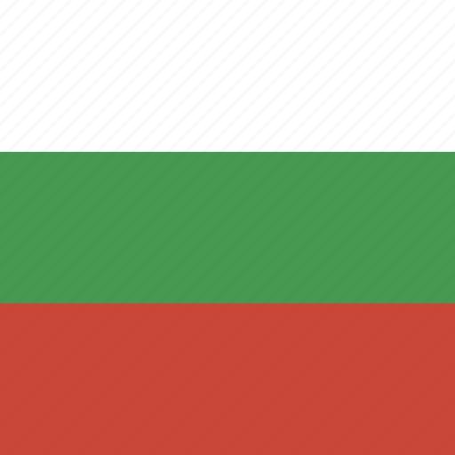bulgaria, square icon