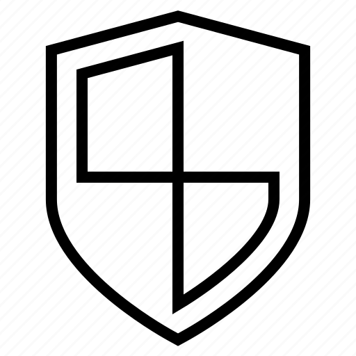 defense, protection, secure, security, shield icon