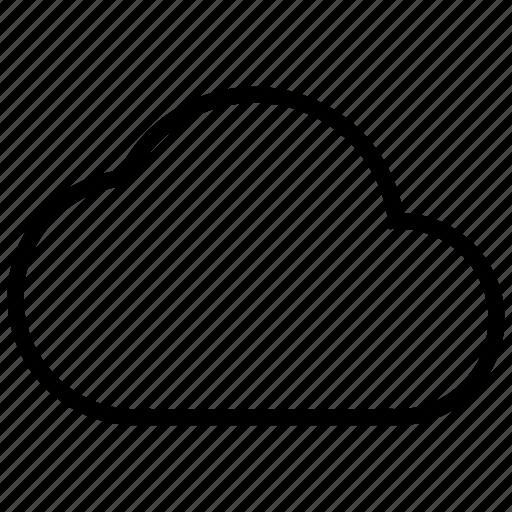 cloud, data, network, online, storage icon