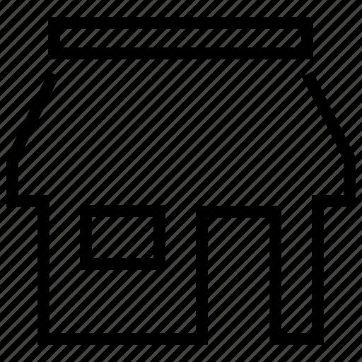 building, ecommerce, estate, house, shop, store icon