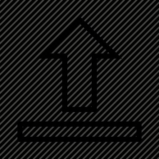 data, internet, online, upload icon