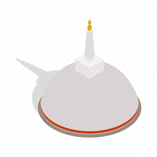 anuradhapura, buddhism, isometric, lanka, sri, stupa, temple icon