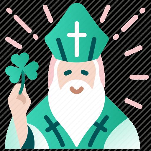 Celebration, clover, holiday, irish, saint, shamrock, st patrick icon - Download on Iconfinder