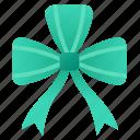 celebration, ornamental, green, accessories, decoration, ribbon, st patrick icon