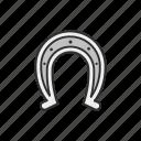 hooves, horse, horse feet, horseshoe, lucky horseshoe, metal horseshoe, shoe