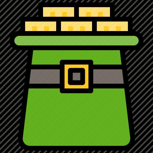 Fashion, gold, hat, headgear, headwear icon - Download on Iconfinder