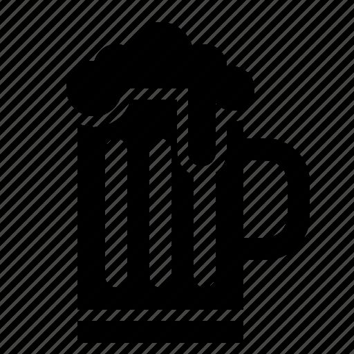 Ale, beer, beverage, drinks, mug icon - Download on Iconfinder