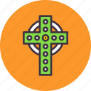 ceilidh, cross, festival, irish, patricks, procession, saint icon
