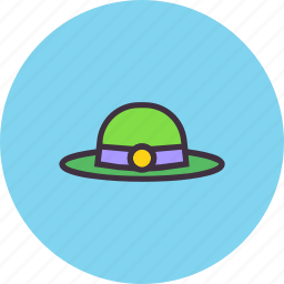 day, hat, irish, leprechaun, patricks, saint icon