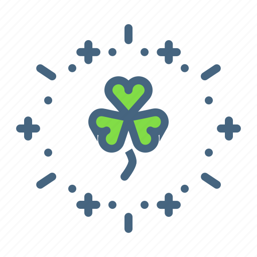 celebrate, day, festival, irish, patricks, saint, shamrock icon