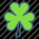 clover, day, leaf, patricks, saint, shamrock, three