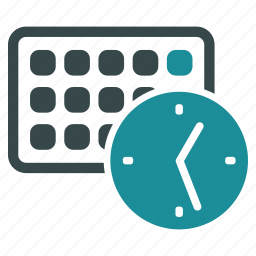 agenda, application, appointment, duty, plan, schedule, timetable icon