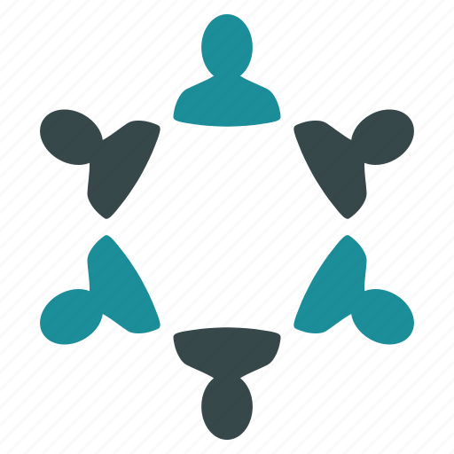 business, group, man, meeting, office, people, person icon