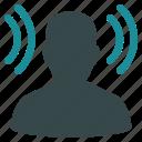 transmitter, audio, communication, hear, listen, repeater, user