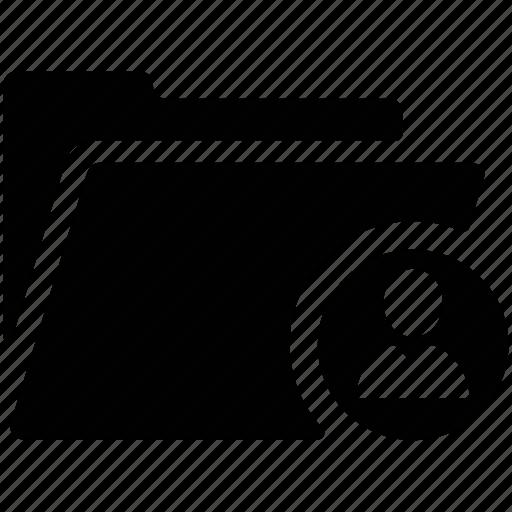 computer folder, folder, personal data, personal folder, personalise data icon