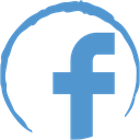 facebook, social, stamp icon