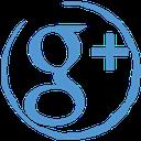 google+, social, stamp icon