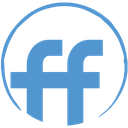 fiendfeed, social, stamp icon