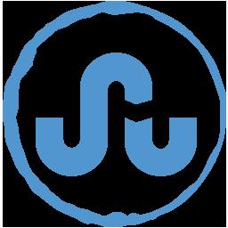 social, stamp, stumbleupon icon