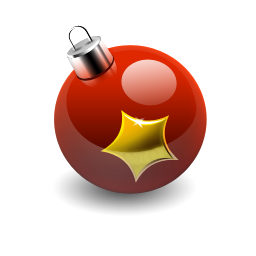 ball, christmas, decoration, ornaments, tree icon