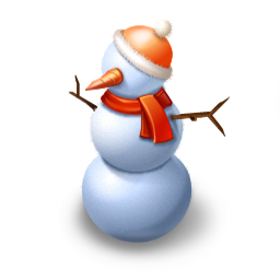 christmas, cold, profile, snow, snow man, snowman, winter icon