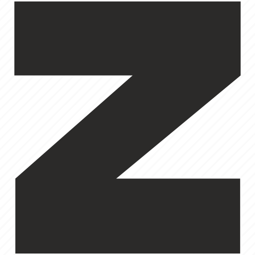 eng, font, latin, letter, star, wars, z icon