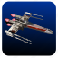 classic, forcies, ship, space, star, starwars, wars icon