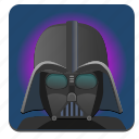 dar, darkness, hero, star, starwars, vaider, wars icon