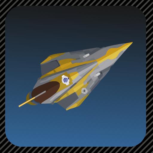 fly, ship, star, starwars, wars icon