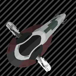 classic, spacecraft, star, starwars, wars icon